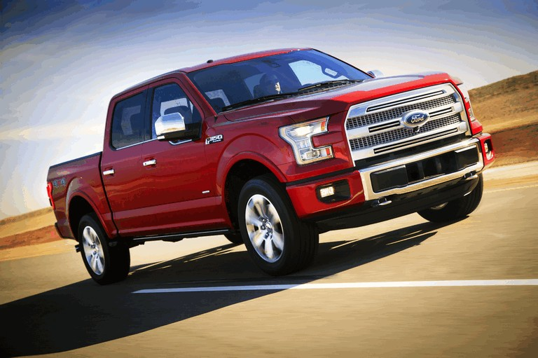 2014 Ford F-150 406490