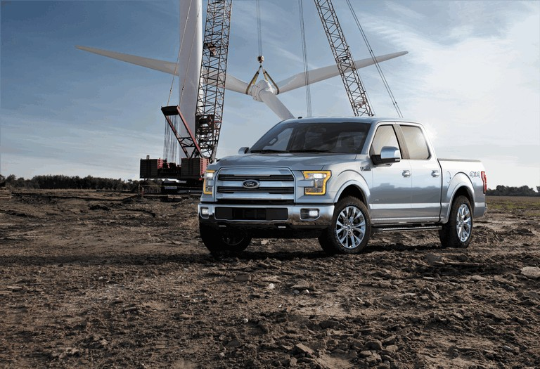 2014 Ford F-150 406504