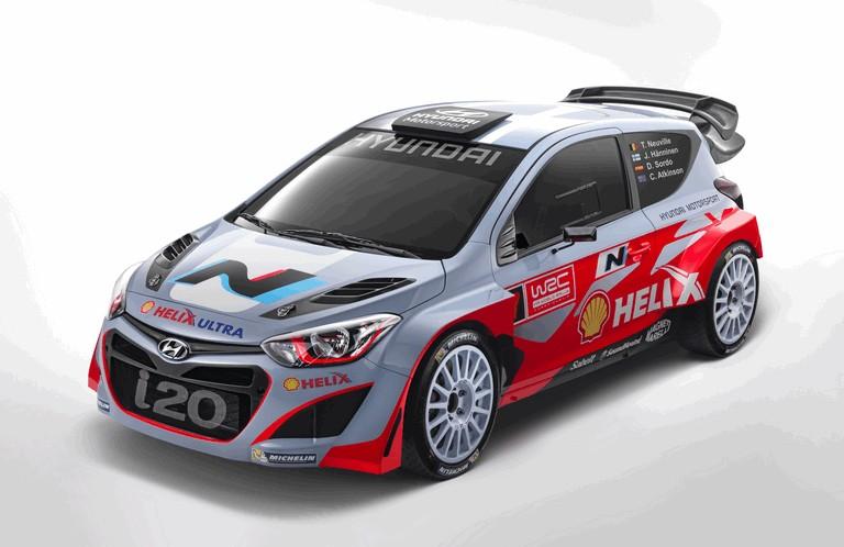 2014 Hyundai i20 WRC 406558