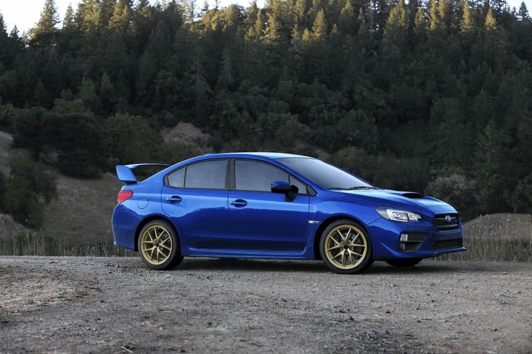 2015 Subaru WRX STI 435159