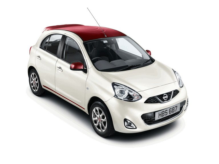 2014 Nissan Micra Limited Edition - UK version 406979