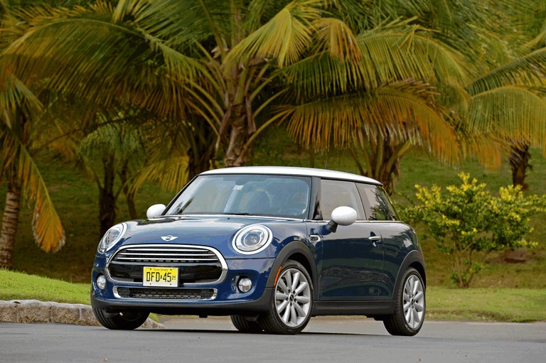 2014 Mini Cooper ( F56 ) - USA version 407149