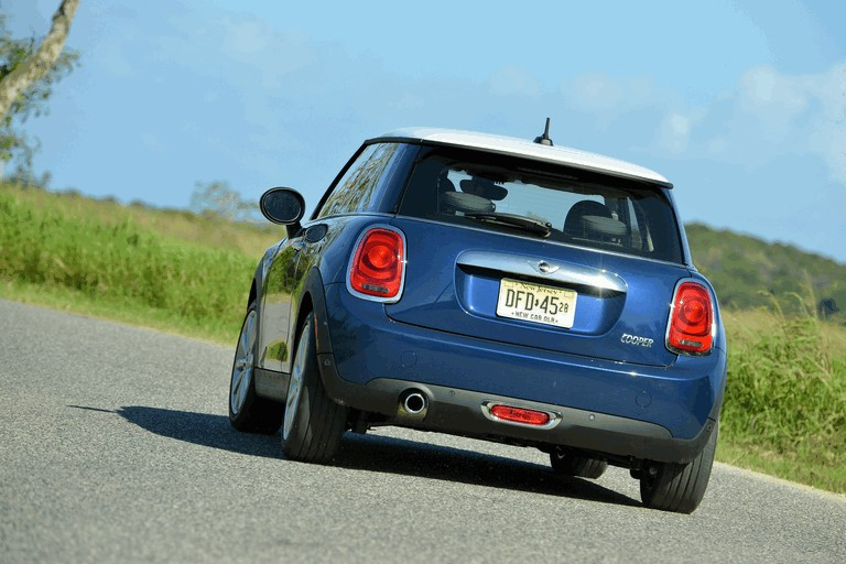2014 Mini Cooper ( F56 ) - USA version 407167