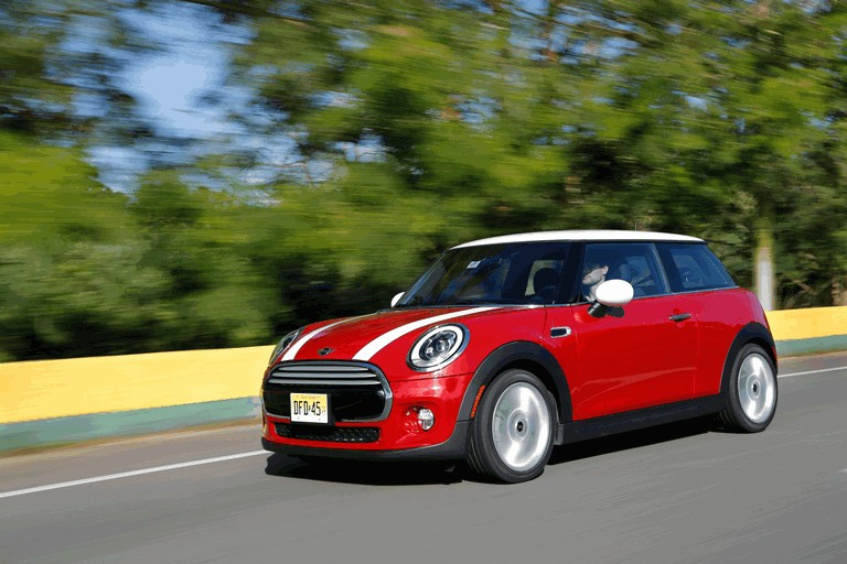 2014 Mini Cooper ( F56 ) - USA version 407269