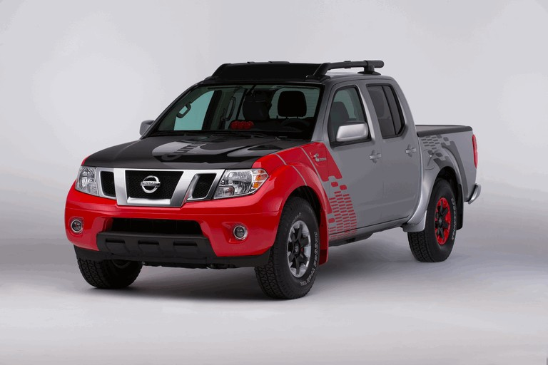 2014 Nissan Frontier Diesel Runner powered by Cummins 407862