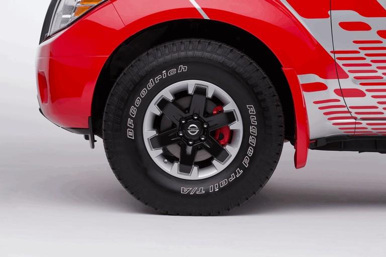 2014 Nissan Frontier Diesel Runner powered by Cummins 407867