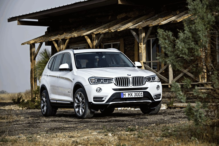 2014 BMW X3 ( F25 ) with xLine Package 407885