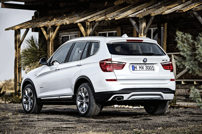 2014 BMW X3 ( F25 ) with xLine Package 407886