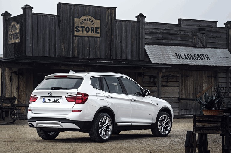 2014 BMW X3 ( F25 ) with xLine Package 407887