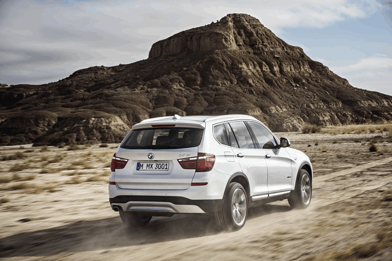 2014 BMW X3 ( F25 ) with xLine Package 407890