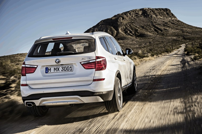 2014 BMW X3 ( F25 ) with xLine Package 407896