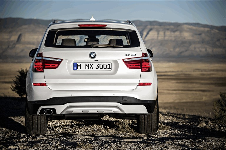 2014 BMW X3 ( F25 ) with xLine Package 407897