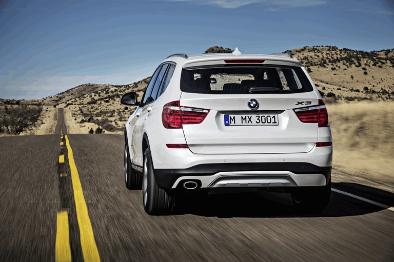 2014 BMW X3 ( F25 ) with xLine Package 407898