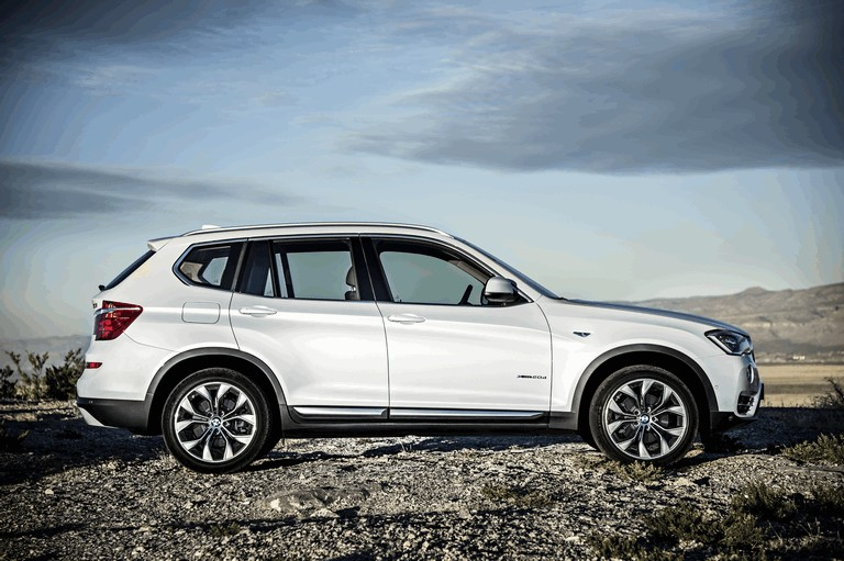 2014 BMW X3 ( F25 ) with xLine Package 407899