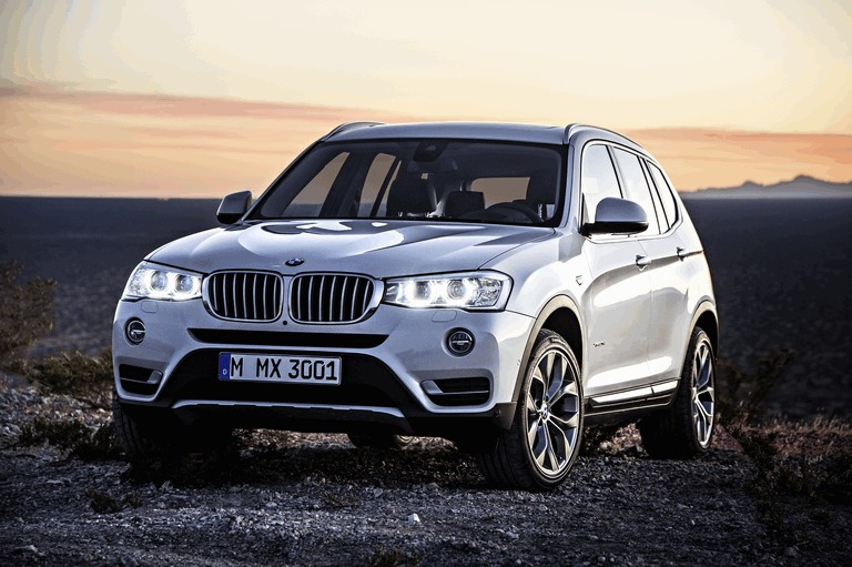 2014 BMW X3 ( F25 ) with xLine Package 407900