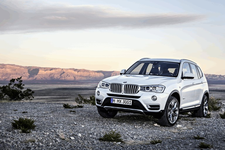 2014 BMW X3 ( F25 ) with xLine Package 407901