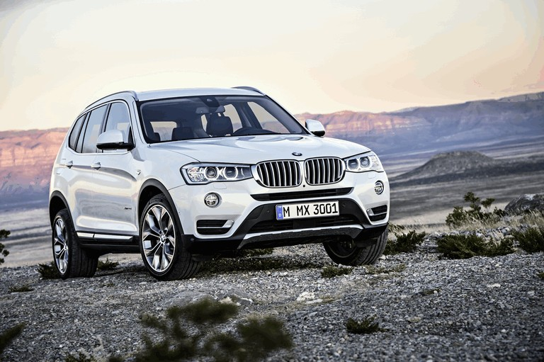 2014 BMW X3 ( F25 ) with xLine Package 407902