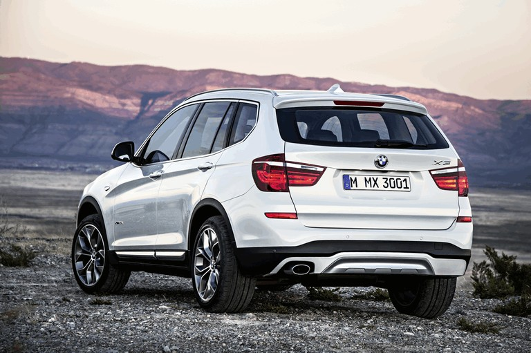 2014 BMW X3 ( F25 ) with xLine Package 407903