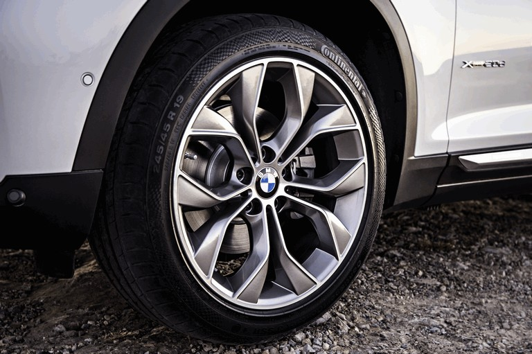 2014 BMW X3 ( F25 ) with xLine Package 407906