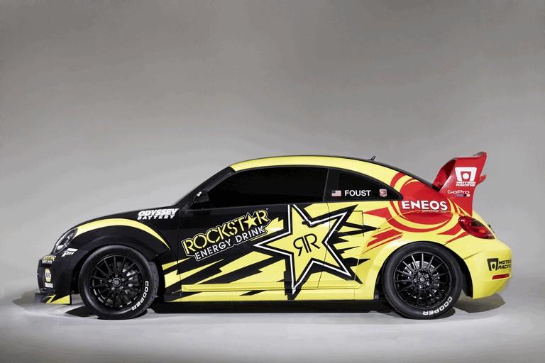 2014 Volkswagen Beetle Red Bull Global Rallycross series 407914