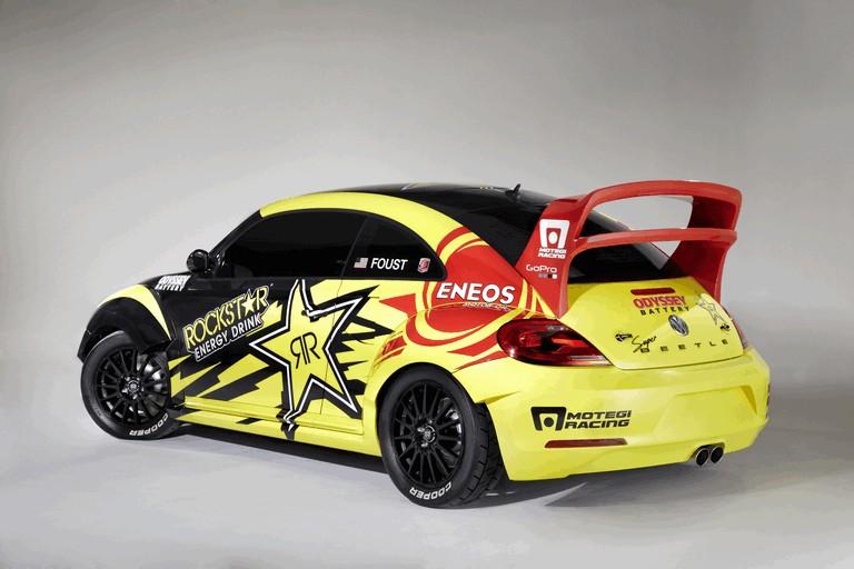 2014 Volkswagen Beetle Red Bull Global Rallycross series 407915