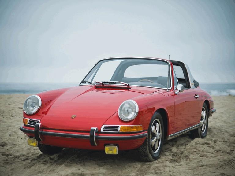 1966 Porsche 911 ( 901 ) S 2.0 Targa - USA version 408115