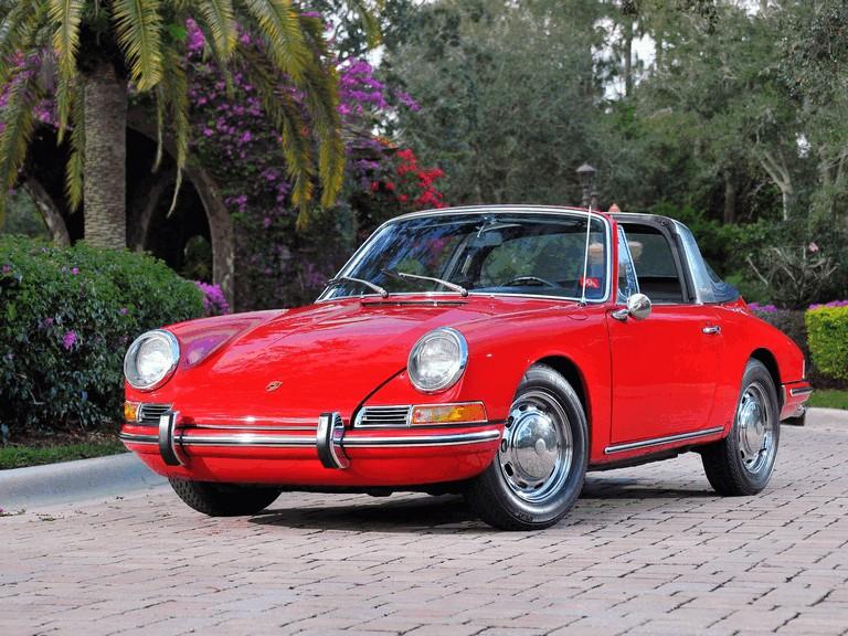1966 Porsche 911 ( 901 ) S 2.0 Targa - USA version 408117