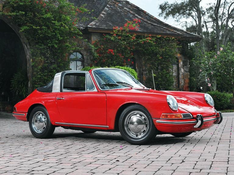 1966 Porsche 911 ( 901 ) S 2.0 Targa - USA version 408119