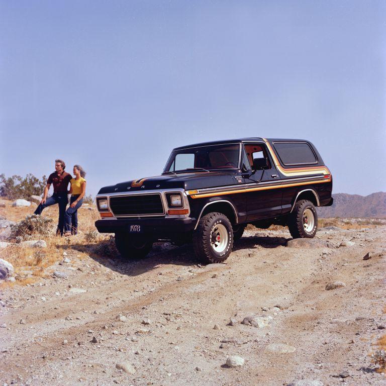 1978 Ford Bronco Ranger XLT 591995