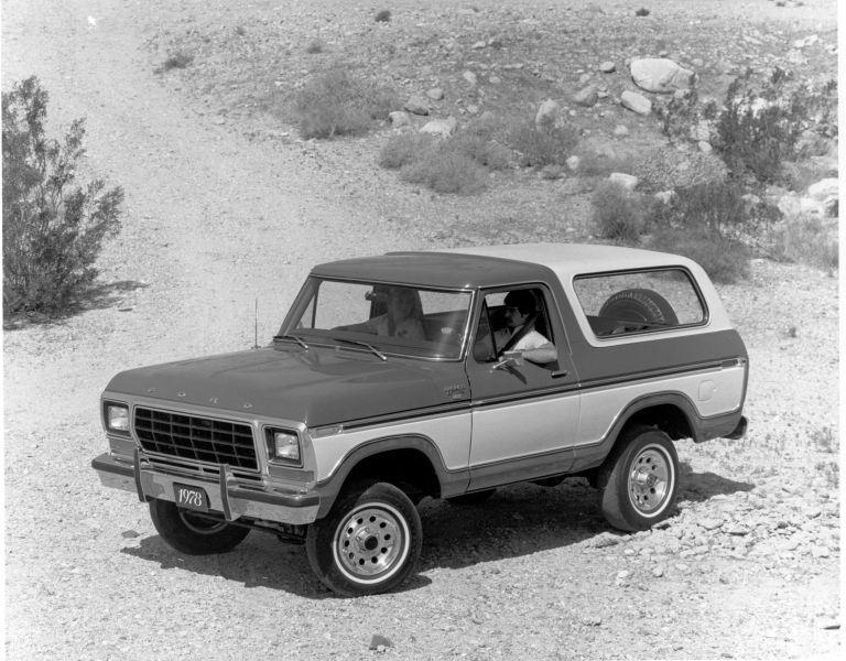 1978 Ford Bronco Ranger XLT 591997