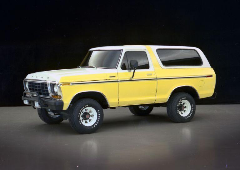 1978 Ford Bronco Ranger XLT 591998