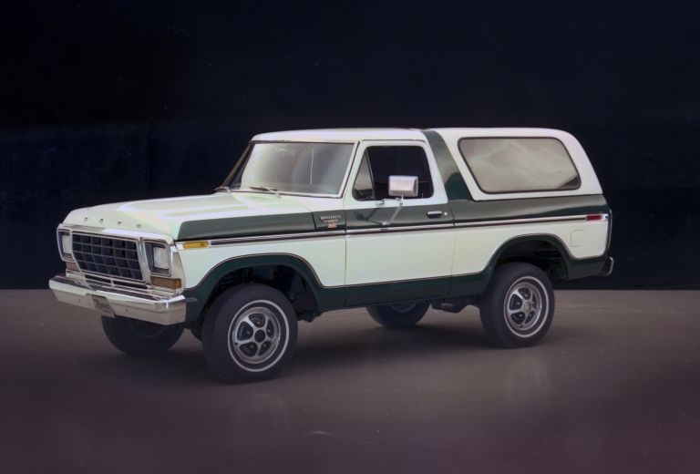 1978 Ford Bronco Ranger XLT 592000