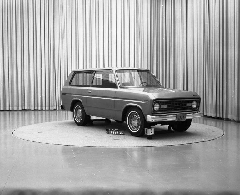 1978 Ford Bronco Ranger XLT 592001