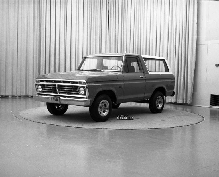 1978 Ford Bronco Ranger XLT 592003