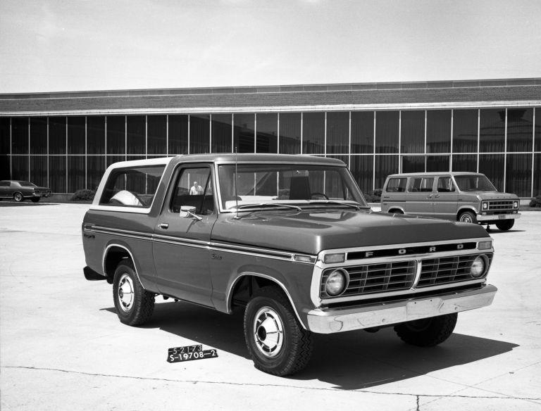 1978 Ford Bronco Ranger XLT 592007