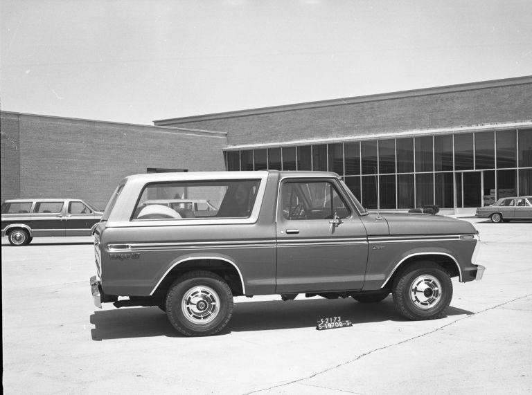 1978 Ford Bronco Ranger XLT 592008