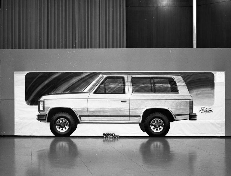 1978 Ford Bronco Ranger XLT 592009