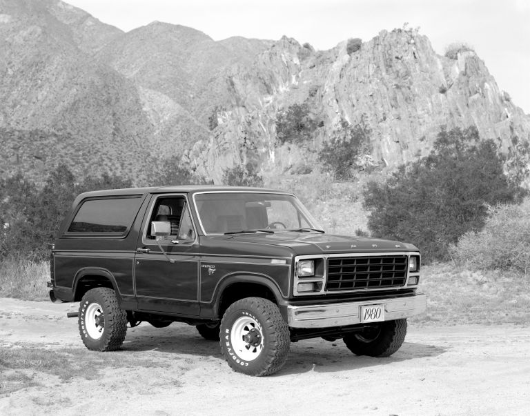 1980 Ford Bronco 592012