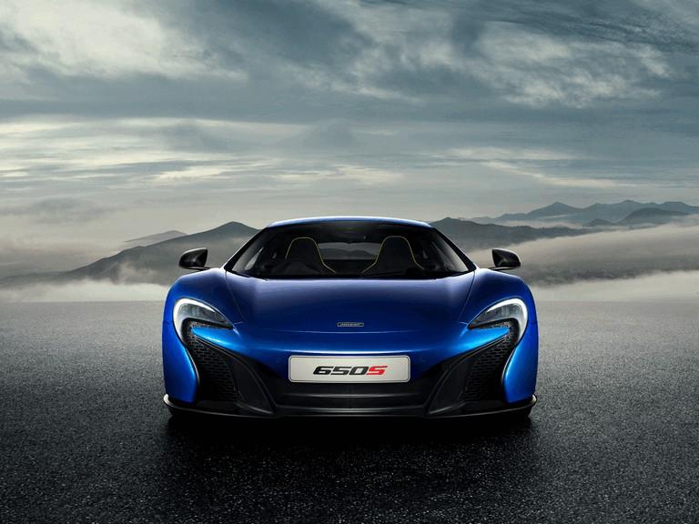 2014 McLaren 650S coupé 472099