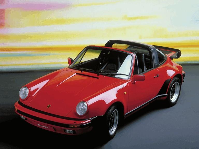 1987 Porsche 911 ( 930 ) Turbo Targa 408436