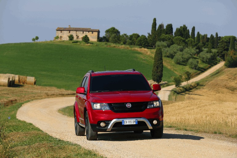 2014 Fiat Freemont Cross 415669