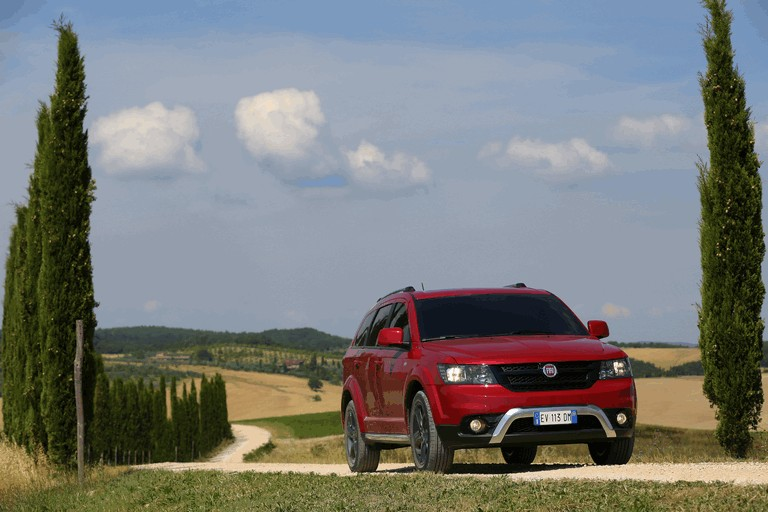 2014 Fiat Freemont Cross 415681