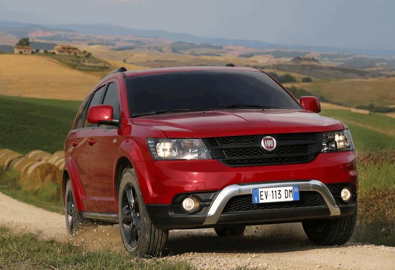 2014 Fiat Freemont Cross 415686