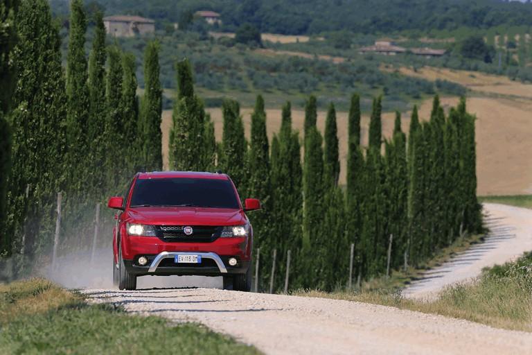 2014 Fiat Freemont Cross 415692