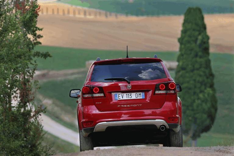 2014 Fiat Freemont Cross 415694