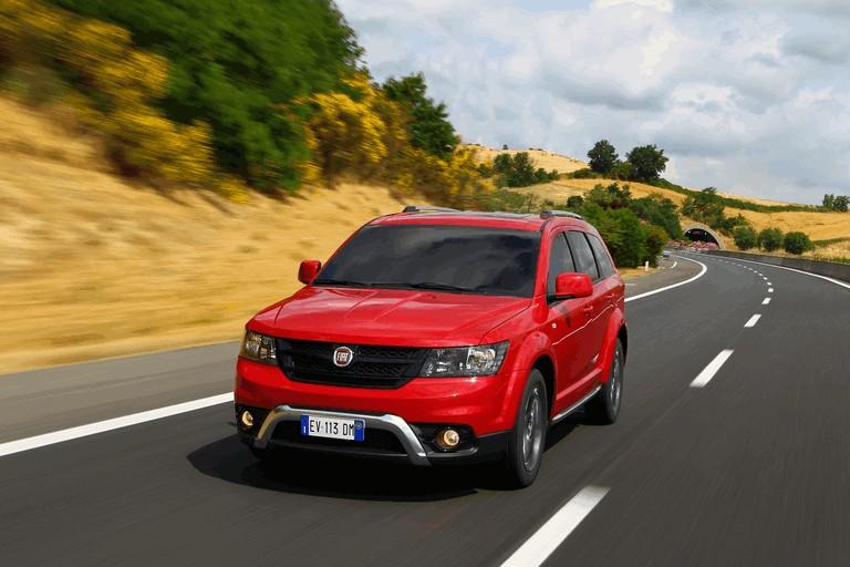2014 Fiat Freemont Cross 415705