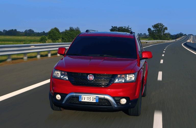 2014 Fiat Freemont Cross 415716