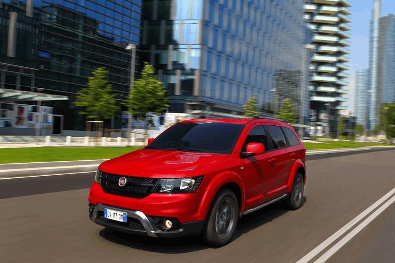 2014 Fiat Freemont Cross 415719