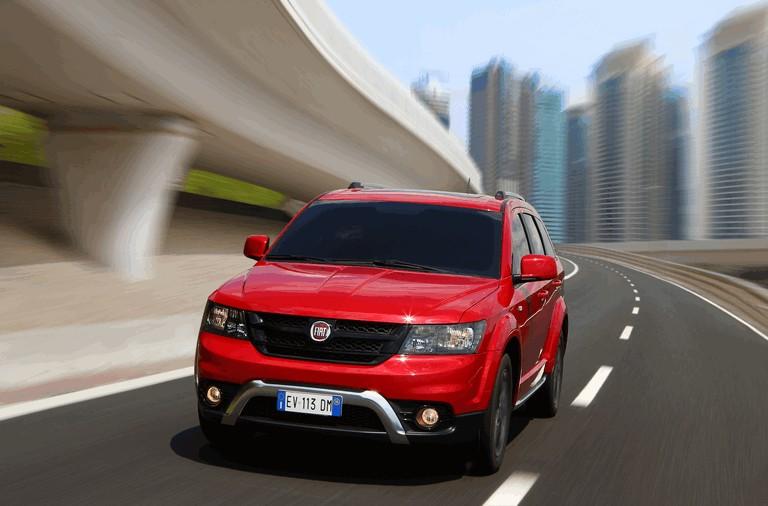 2014 Fiat Freemont Cross 415720