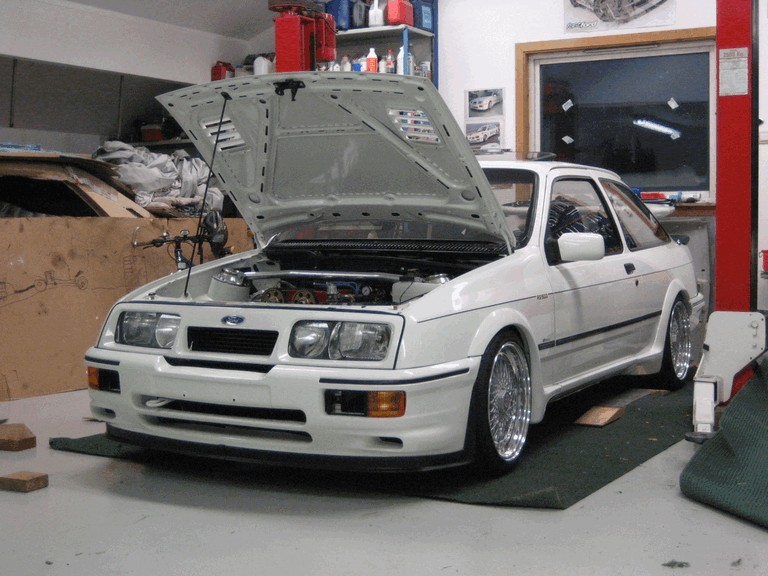 1987 Ford Sierra RS500 Cosworth 195824